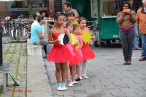 Kinderballett der Little dance school